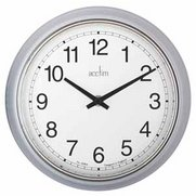 Acctim Lorene Metal Wall Clock