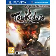 PS Vita: Toukiden The Age Of Demons