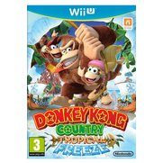 Wii U Donkey Kong Country Tropical ...