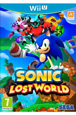 Wii U: Sonic Lost World