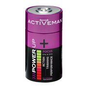 ActiVeman Power Up - Focus