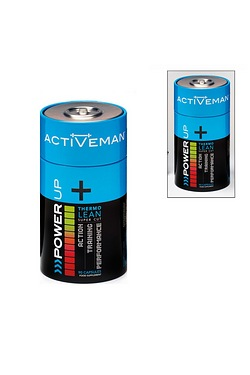 ActiVeman Power Up - Thermolean Fat...