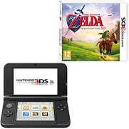 3DS XL Console - Blue & Legends of ...
