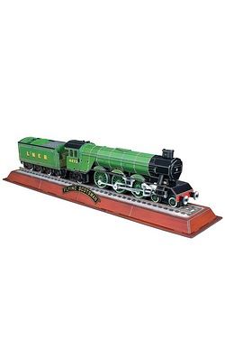 Flying Scotsman 3D Puzzle