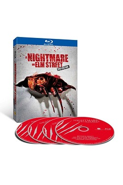 A Nightmare On Elm Street 1-7 - 5 D...