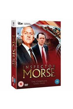 Inspector Morse: The Complete Serie...