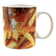 Fish And Chips Mug