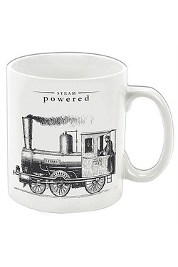 Victoriana Mug - Steam Powered