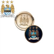 Man City FC - Visor Clip & Ball Marker