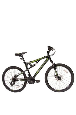 "Muddyfox Livewire 26"" Gents Dual Suspension Bike"