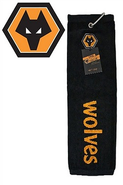 Wolves FC - Tri-Fold Towel