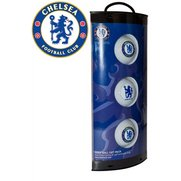 Chelsea FC - 3 Pack Of Golf Balls