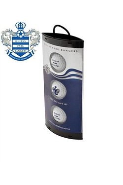 QPR FC - 3 Pack Of Golf Balls