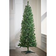 Green Unlit Deluxe Tree