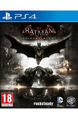 PS4: Batman Arkham Knight
