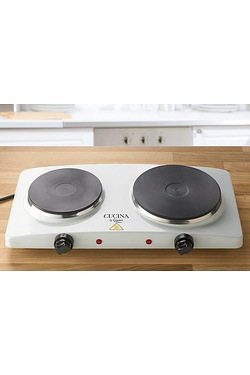 Cucina Double Hot Plate