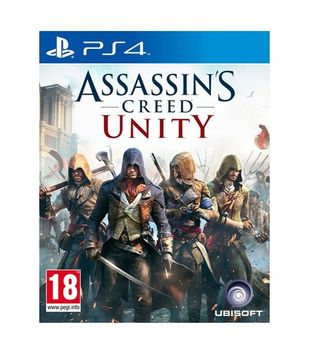 Image for PS4 Assassin's Creed: Unity from ace