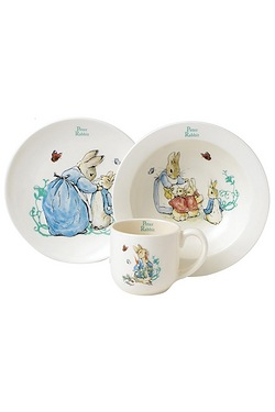 Beatrix Potter - Peter Rabbit Three...