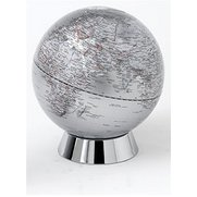 The Globe - Collection Silver Globe...