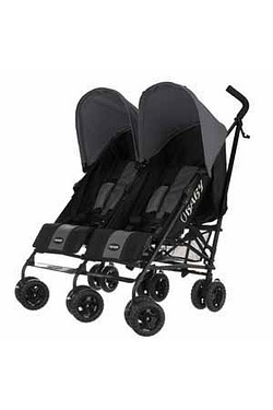 Obaby Apollo - Twin Stroller