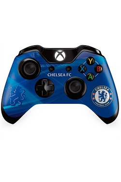 Chelsea FC: Xbox One Controller Skin