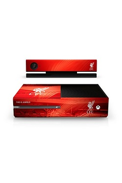 Liverpool FC: Xbox One Console Skin