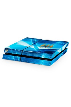 Manchester City FC: PS4 Console Skin