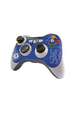 Chelsea FC: Xbox 360 Controller Skin
