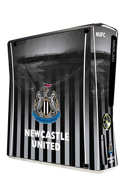 Newcastle United FC: Xbox 360 Slim ...