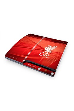 Liverpool FC: PS3 Slim Console Skin