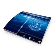 Everton FC: PS3 Slim Console Skin