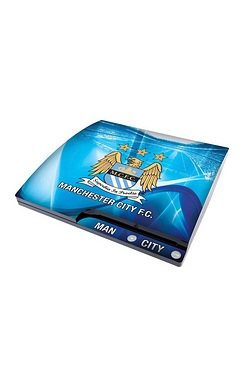 Manchester City FC: PS3 Slim Consol...