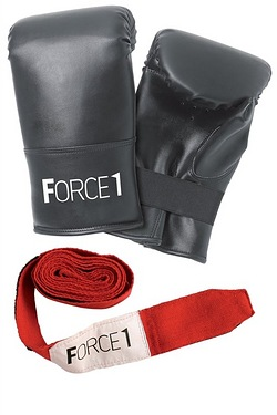 Force 1 - Mits & Wrist Straps