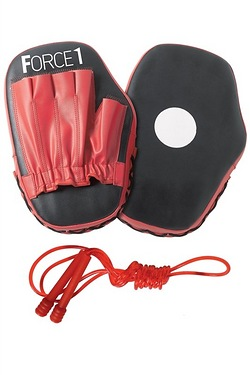 Force 1 - Focus Pads & Skipping Rope