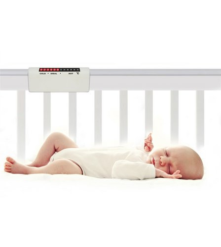 Image for Colour Change Cot Thermometer from studio