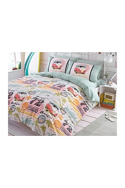 Miami Beach Duvet Set