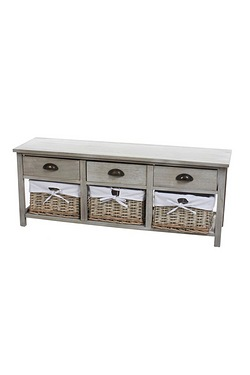 Saltwater 3 + 3 Drawer Unit