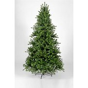 7ft Pre Lit Deerfield Balsam Fir Tree