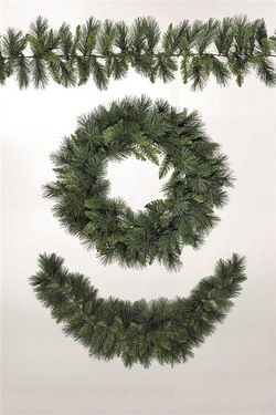 Emerald Pine Wreath