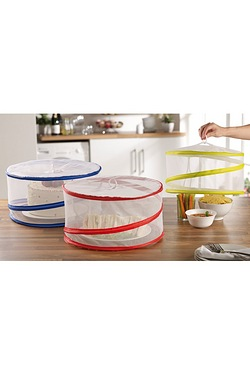 Set Of 3 Pop-Up Food Protectors