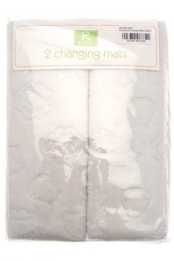 Safari Friends - Embossed Change Mats