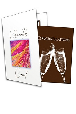 Congratulations Chocolate Greetings...