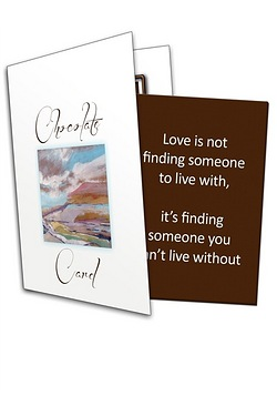 Love Is Not Finding Someone Chocola...