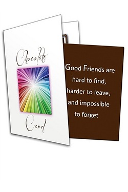 Good Friends Are Hard To Find Choco...