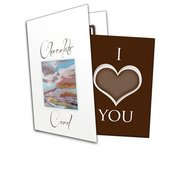 I 'Heart' You Chocolate Greetings Card