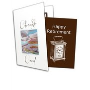Happy Retirement Chocolate Greeting...