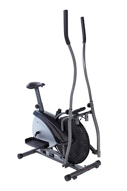 Dual Action 2-In-1 Fan Elliptical S...