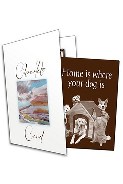 Home Is Where Your Dog Is Chocolate...