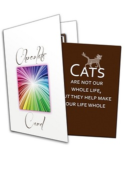 Cats Are Not Our Whole Life...Choco...