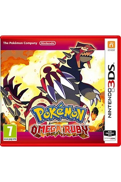 3DS: Pokemon Omega Ruby